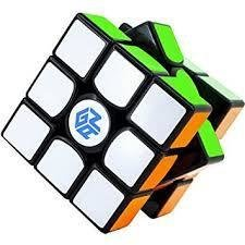 Gans 356s 3x3x3 Black Magic Cube Best Speed Cube World Champion's Choice