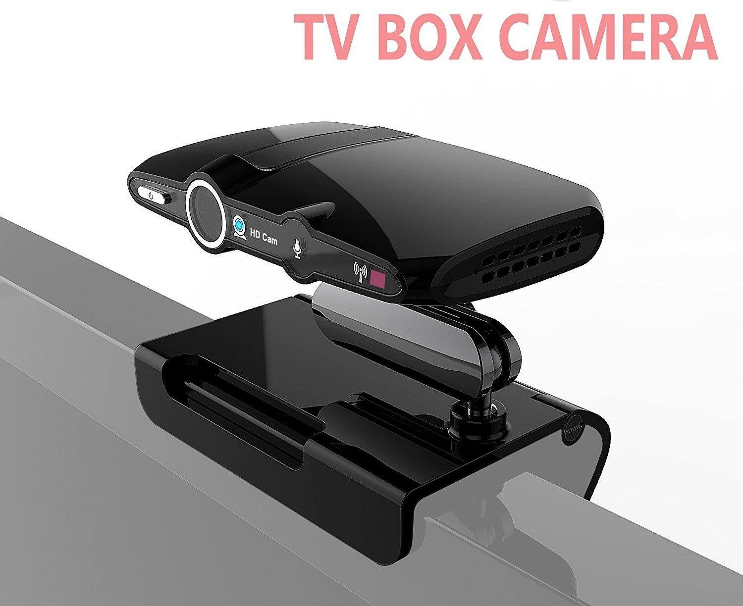 Smart Android TV Box with Camera