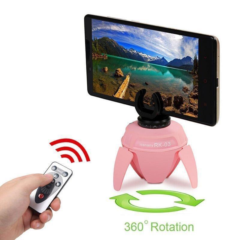 Panorama Selfie Robot with GoPro Adaptor