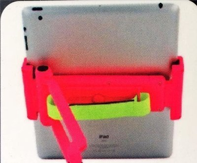 Bracket - Multi-functional Portable iPad, Tablet, PC Stand & Holder