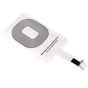 iPhone Qi Wireless Receiver, 1A - Make iPhone a Qi Wireless Device