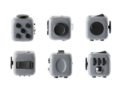 Mini  6 Side Fidget Cube - Stress