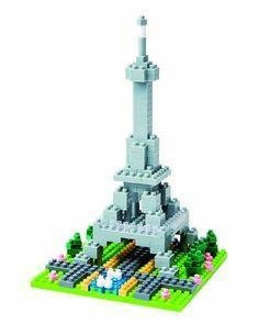 Eiffel Tower Micro Block (250 pcs)