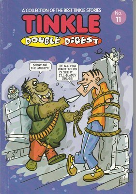 Tinkle Double Digest -No.11