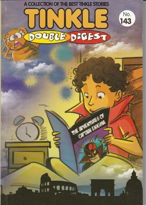Tinkle Double Digest - No.143