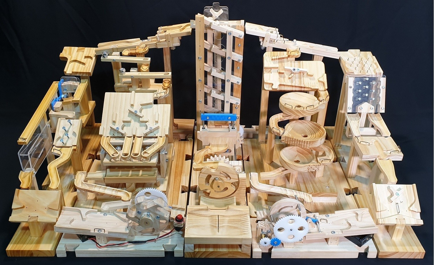 Marble Machine Plant - Double Sided (Type 1)