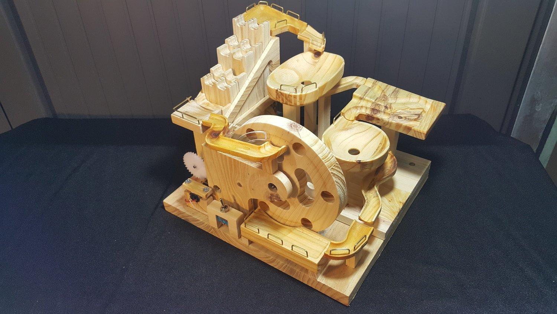C1 - Crank shaft (single module)