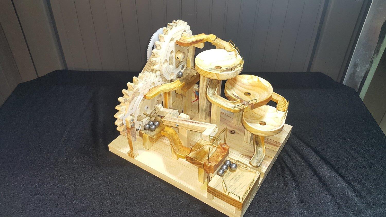G1 - Double gears lift (Single module)