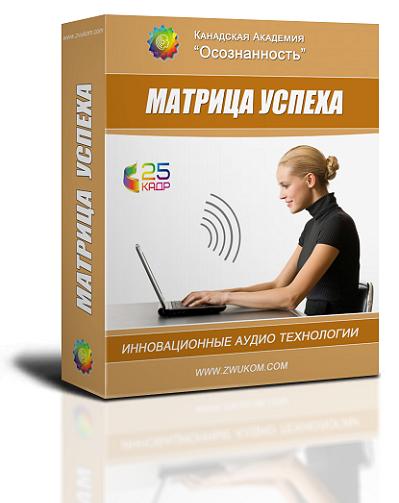 "Компьютерная программа ""Матрица Успеха"" 00012"