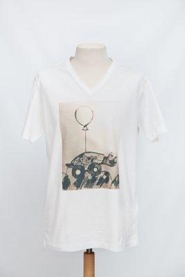 T-shirt uomo stampa TURTLE