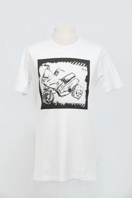 T-shirt uomo stampa FREE TIME