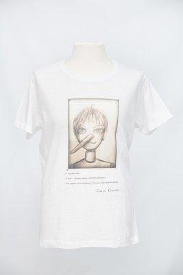 T-shirt uomo stampa PINOCCHIO