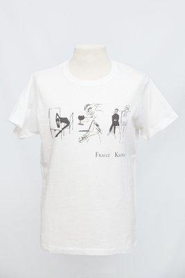 T-shirt uomo stampa KAFKA