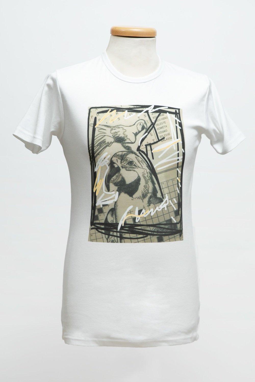 T-shirt uomo stampa PARROT