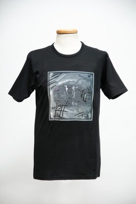 T-shirt uomo stampa ENIGMA