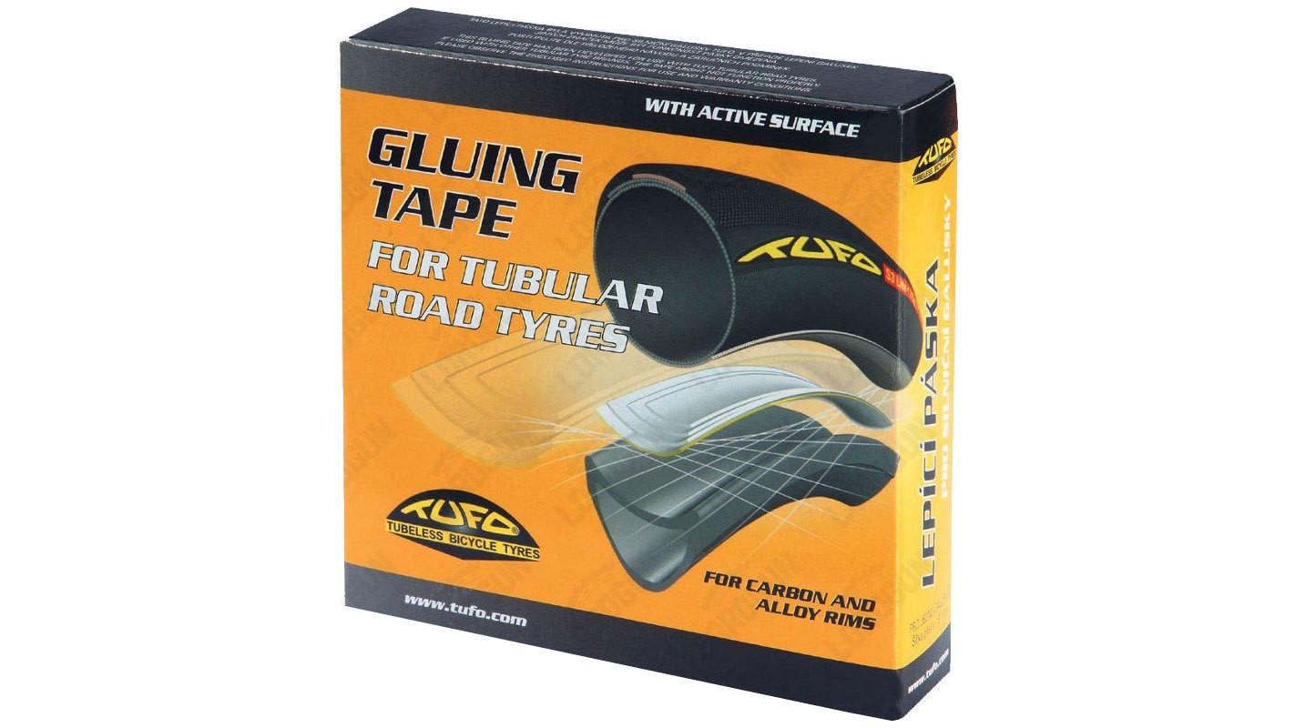 Tufo tubular tire road gluing tape