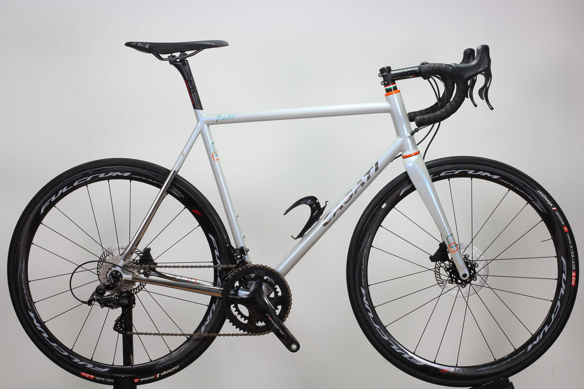 ESPRESSO RS Inox / bicycle