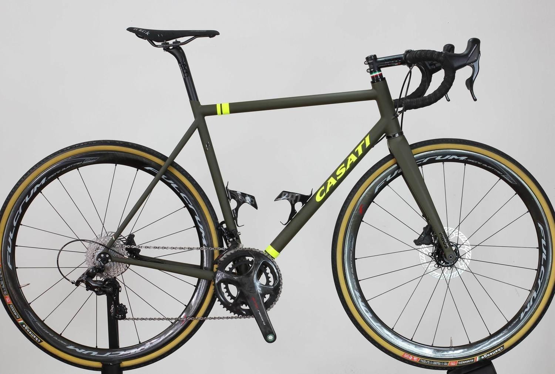 ESPRESSO Gravel / bicycle