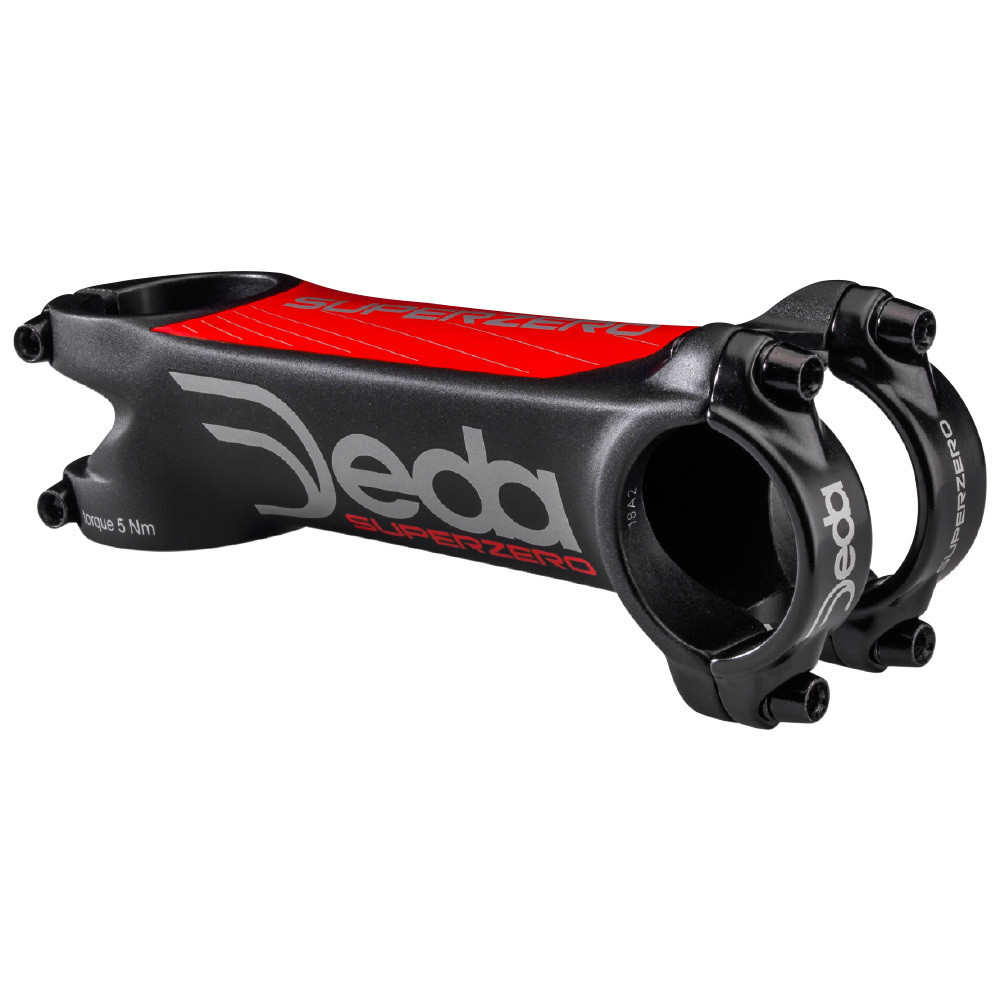 Deda Superzero alloy black anodized
