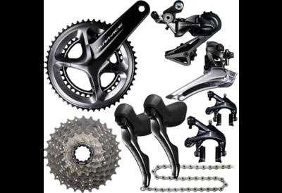 kit -Shimano  mechanical / Di2 rim brakes