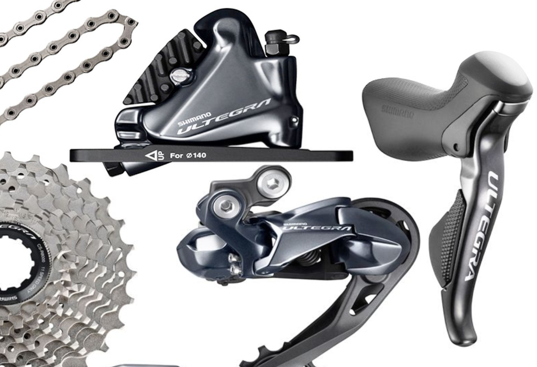kit - Shimano mechanical / Di2 disc brakes