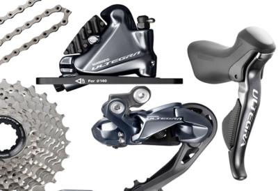 kit - Shimano mechanical / Di2 disc brakes