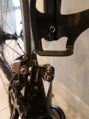 derailleur clamp for Marte