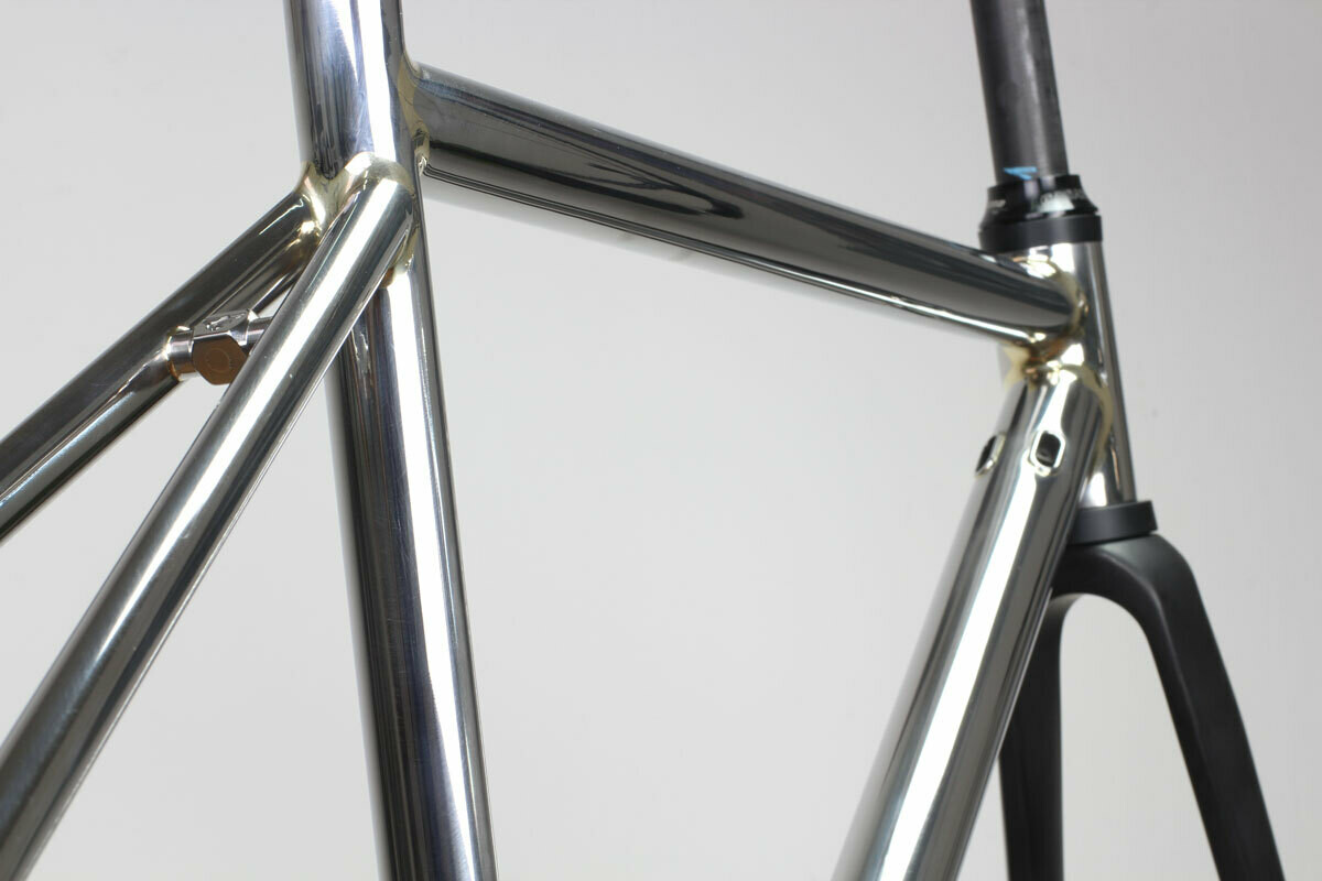 ESPRESSO RS INOX / completely polished