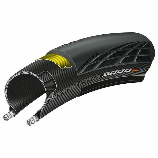 Continental Grand Prix 5000s II / 25mm / clincher