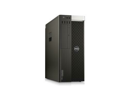 Tehotyöasema Dell Precision T5810  Intel Xeon (4-core) 32gb keskusmuistia!
