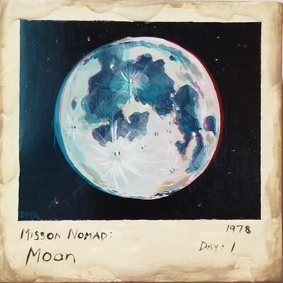 Mission Nomad: Mood