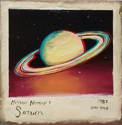 Mission Nomad: Saturn