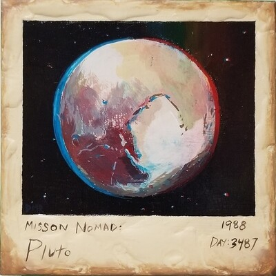 Mission Nomad: Pluto