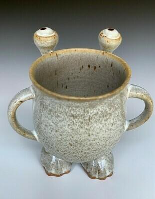 Albino Monster Mug