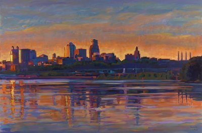 Kaw Point Sunrise