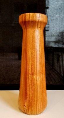 Firewood Candlestick