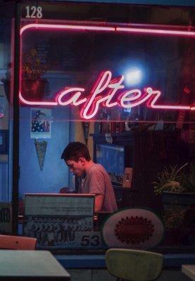 Fluorescent Solitude