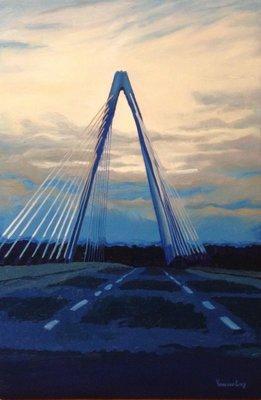 Kit Bond Bridge in Blue