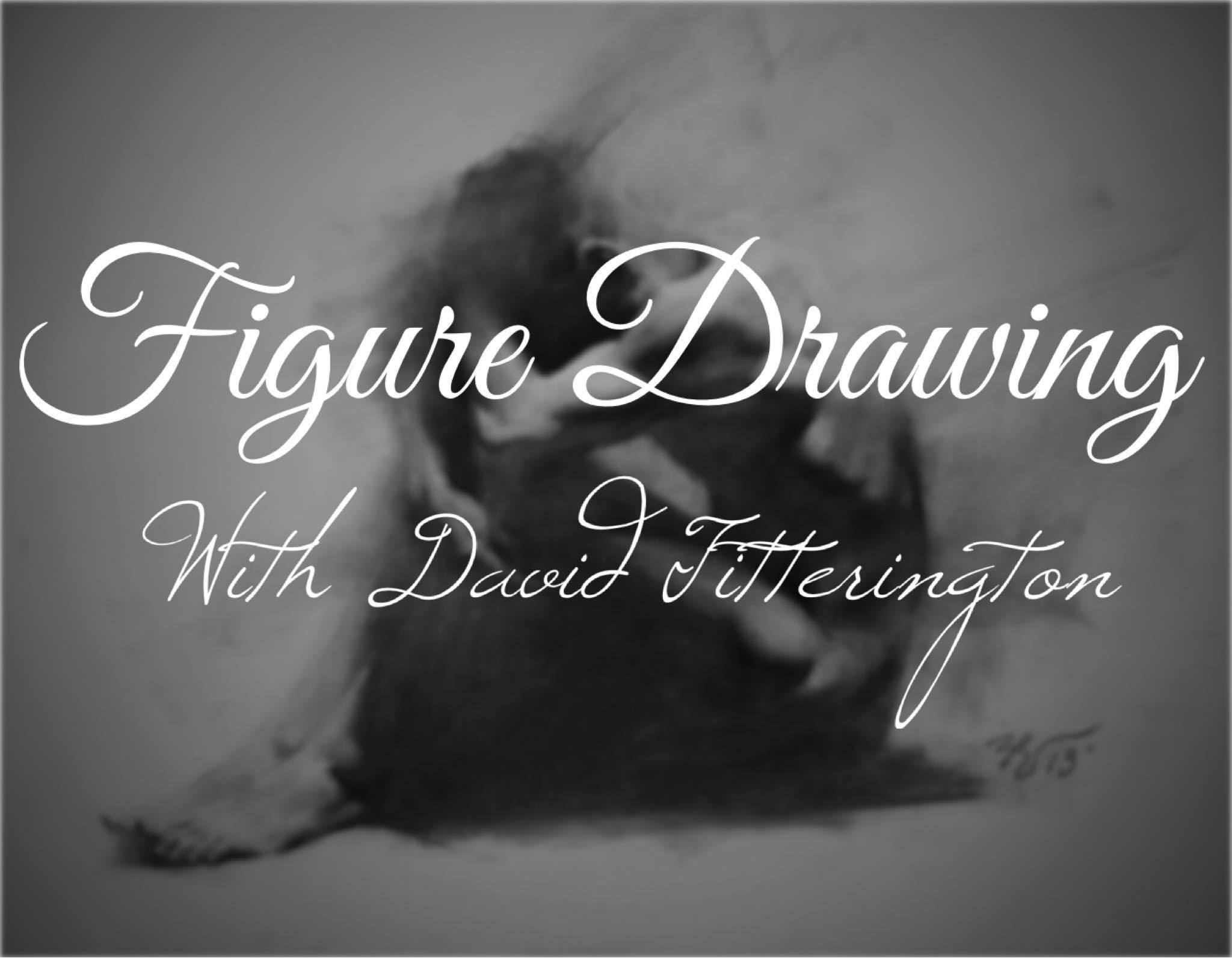 Figure Drawing with David Titterington 00418