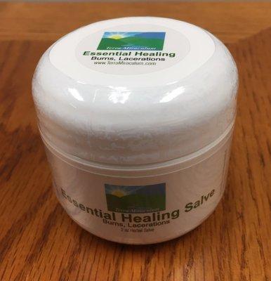 Essential Healing Salve