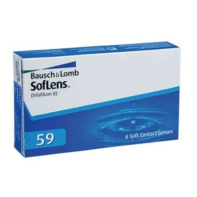 SOFLENS 6 PACK