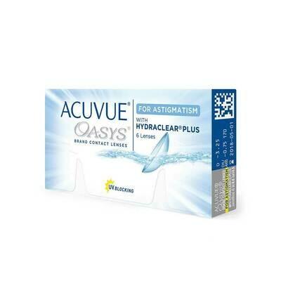 ACUVUE OASYS  ASTIGMATIC 6 PACK