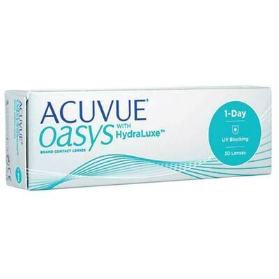 ACUVUE OASYS HYDRALUXE 30 PACK