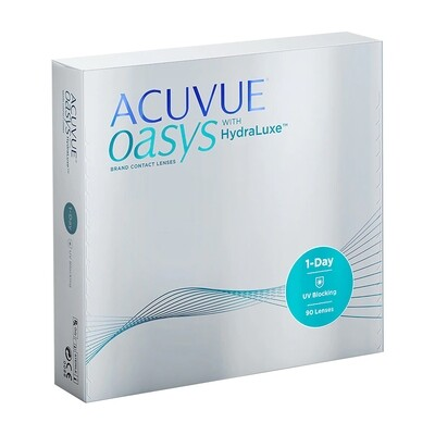 ACUVUE OASYS HYDRALUXE 90 PACK