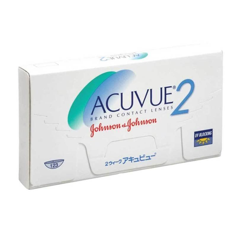 ACUVUE2 6PK contact lenses