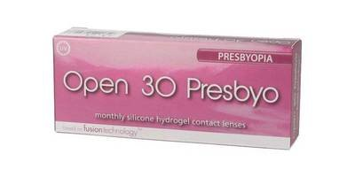 SAFILENS OPEN 30 PRESBYOPE