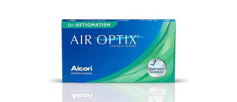 ALCON AIR OPTIX ASTIGMATIC