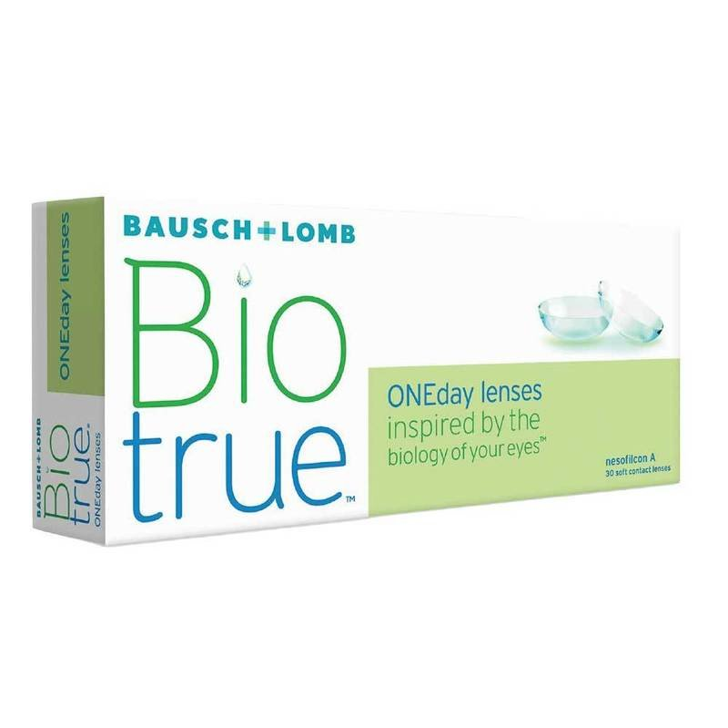 BAUSCH+LOMB BIO TRUE