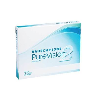 BAUSCH+LOMB PURE VISION 2