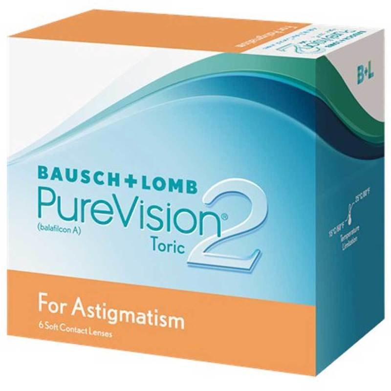 BAUSCH+LOMB PURE VISION2 ASTIGMATIC